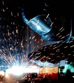 manufacturing working