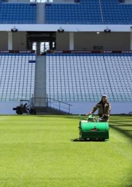 Sport ground maintenance